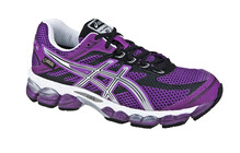 Asics Women's Gel Cumulus 15 GTX W purple/lightning/black